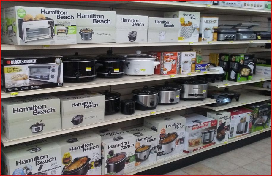 Small Home Appliances & Housewares